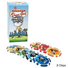 However, no poker night can do without a comfortable table, cards, and of course poker chips. Vegas Golf Chips Poker Chip Golf Game Fairway Golf Online Golf Store Buy Custom Golf Clubs And Golf Gear
