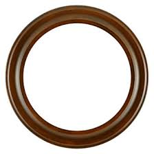 picture frames. Simple Picture Messina Round Frame  871  Mocha And Picture Frames