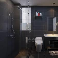 white floor tiles bathroom. Modern Black And White Gray Living Room Floor Tile Solid Color Matte  Wall Brick Antique Tiles Bathroom