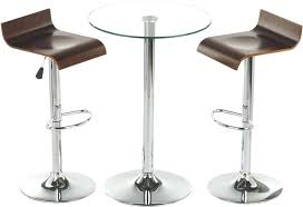 bar table and chairs set furniture round glass dining table and chairs pub style dining sets