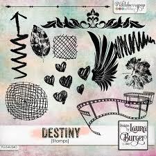 Destiny Stamps   Stamp, Digital scrapbooking, Destiny
