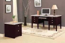 tops office furniture. Office / Computer Desk With White Marble Top Tops Furniture