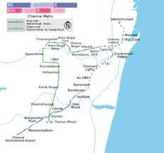 Chennai Metro Wikipedia