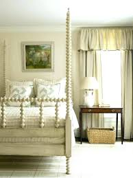 King Size Canopy Bed With Curtains Club – House Creative Design ...