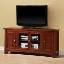 solid wood tv console. Fine Solid Item 3 Walker Edison Rich Textured Finish 52 Solid Wood TV Console W4  Doors W52C4DOWB Walker  To Tv D