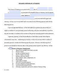 Durable Power Of Attorney Form Enchanting Power Of Attorney Form Virginia Heartimpulsarco