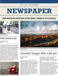 Traditional Newspaper