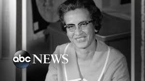 Former NASA mathematician Katherine Johnson dies | WNT - YouTube