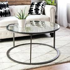 glass end tables gorgeous glass coffee tables at every point round glass in glass top