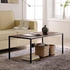 Wicker Park Haddon Metal Frame Coffee Table