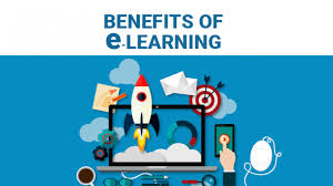 Image result for 5 Benefits of e-learning logo