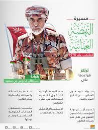 قابوس بن سعيد.. القائد الملهم مؤسس سلطنة عمان الحديثة