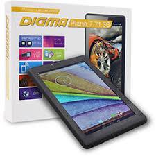Обзор <b>планшета Digma Plane</b> 7.71 3G