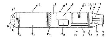 patent us8511318 electronic cigarette google patents patent drawing