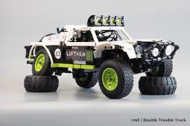 lego moc 4874 baja trophy truck double trouble technic 2016 rebrickable build with lego