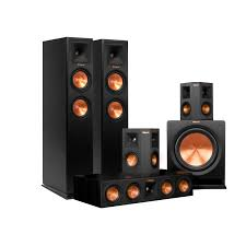 Home Theater Cabinet Fan Home Theater Systems Surround Sound System Klipsch