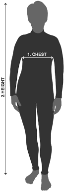 The Realm Wetsuit Size Chart Wetsuit Buying Guide How To Choose A Wetsuit Osprey Uk