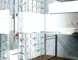 glass block bathroom glass block bathroom awesome wall ideas best images on blocks showers glass block