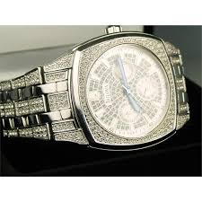 very nice men s bulova swarovski crystal day date dress watch very nice men s bulova swarovski crystal day date dress watch blue hands estimate 500 800