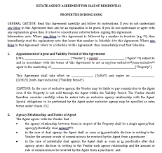 The reason this is a less common agreement is that net. Real Estate Agent Agreement Template Sample Real Estate Agent Estate Agent Real Estate
