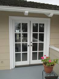 open double doors. Single StowAway Retractable Screen Door Pulled Across A Double Door. That Is Correct...a 60\ Open Doors I
