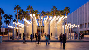 L A S Iconic Installation Urban Light By Chris Burden 69