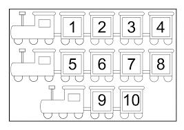 Number 1 10 Worksheets Free Activity Shelter Kindergarten Tracing ...
