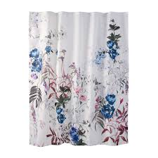 Шторка для <b>ванной</b> комнаты <b>Moroshka</b> Белая Fleur T687-1 ...