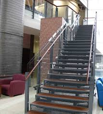 Steel Spiral Stairs | Stainless Steel Stairs | Aluminum Spiral Stairs |  Pinnacle Metal Products