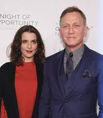Rachel Weisz und Daniel Craig erwarten ...