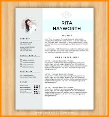 Resume Templates Word Free Download Interesting Free Download Of Resume Format In Ms Word Plus Downloadable Resume