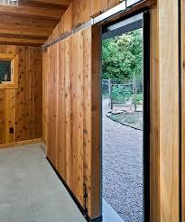insulated sliding barn