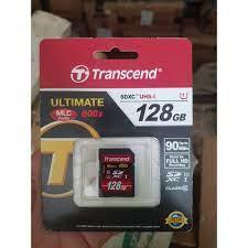 Thẻ Nhớ Micro SD Transcend 128GB