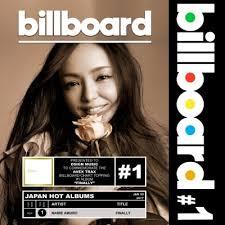 Billboard Japan Album Chart Billboard Namie Amuro 1 On Billboard Japan Hot Albums