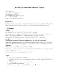 Sample Resume For Public Relations Resume Bank
