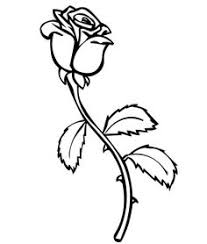 rose flower coloring pages kids flower coloring pages s coloring pages on do coloring pages