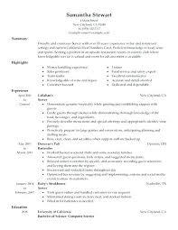 Resume Skills Samples Impressive Resume For A Waiter Waitress Resume Skills Restaurant Hostess Cover