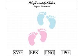 1,000+ vectors, stock photos & psd files. Baby Footprint Free Svg File Baby Feet Svg