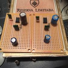 technology amplifier lm386 featured instructables basic lm386 guitar amplifier easy step by step instructions cigar box amp