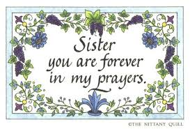 Prayer For My Sister Quotes Simple Prayer For My Sister Quotes Best Quotes Ever