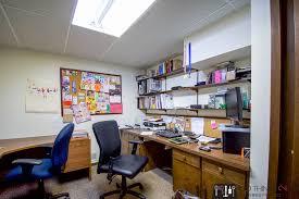 Basement Office Design Beauteous Basement Office Makeover One Room Challenge Fall 48 48