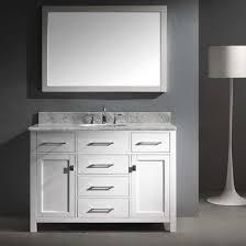 single sink traditional bathroom vanities. Unique Traditional Caroline 48 With Single Sink Traditional Bathroom Vanities S