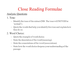 close reading essay examples co close reading essay examples