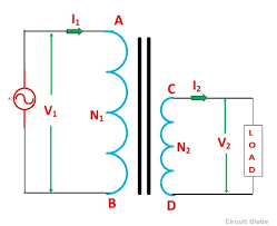 what is an auto transformer? working, advantage, disadvantage auto transformer pdf at Auto Transformer Circuit Diagram