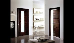 Modern Interior Doors Design Extraordinary Doors. Transparent Door With  Builtin Leds 11