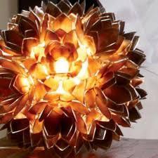 roost lotus flower chandeliers smoke lotus flower chandelier2