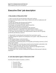 Executiver Job Description Template Executive Director Resume Sle