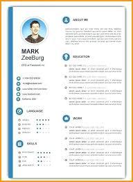 Correct Format For Resume Best Correct Format For Resume Correct Resume Format Resumes Formats