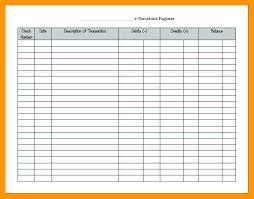Free Printable Checkbook Register Download Download Them Or Print