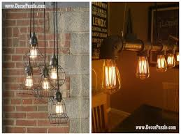 industrial style kitchen lighting. Industrial Kitchen Style, Chic Decor, Lighting Style V